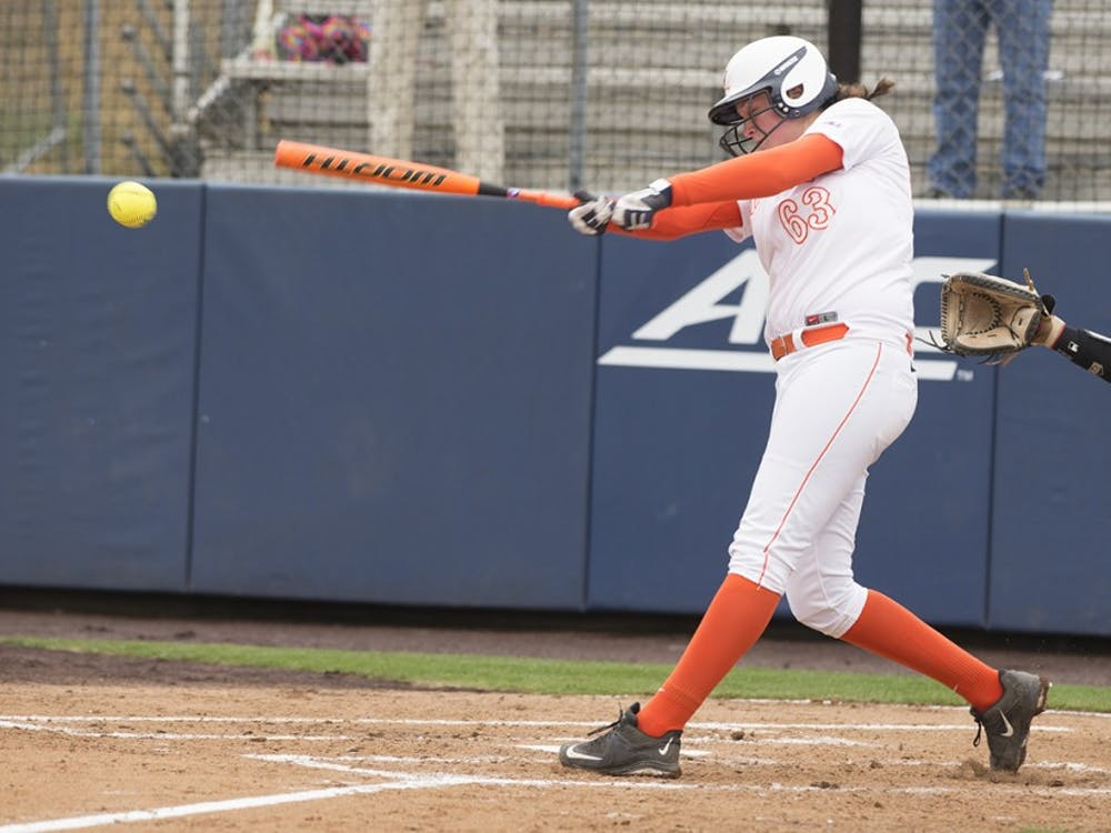 The Cavaliers will need the leadership of senior infielder Danni Ingraham to have a successful 2018 season.