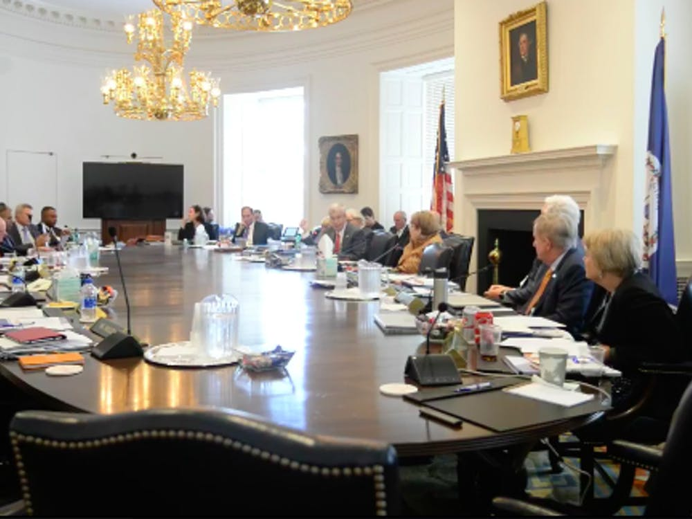 In December, the Board of Visitors voted once again to raise tuition and fees across the University.