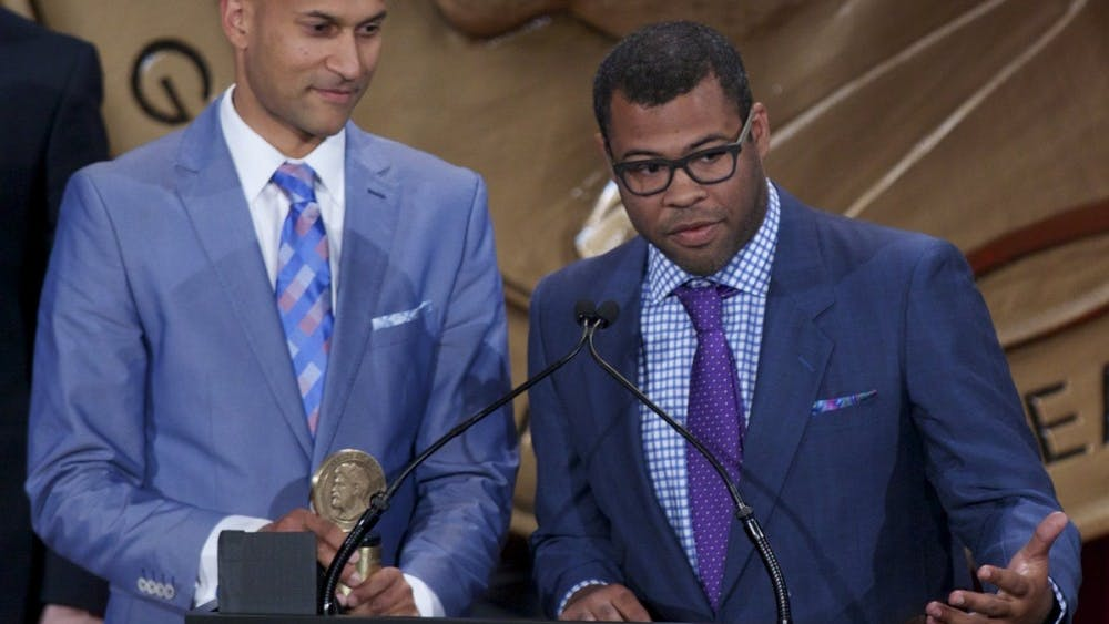 "Jordan Peele became the fourth African-American to be nominated for Best Director for his satirical horror film, ""Get Out""."