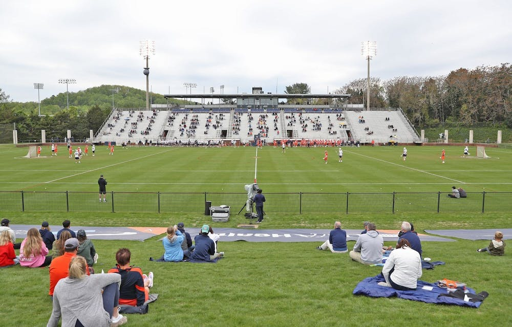 <p>With zero positive COVID-19 tests this week, many Virginia sports teams gear up for postseason play.</p>