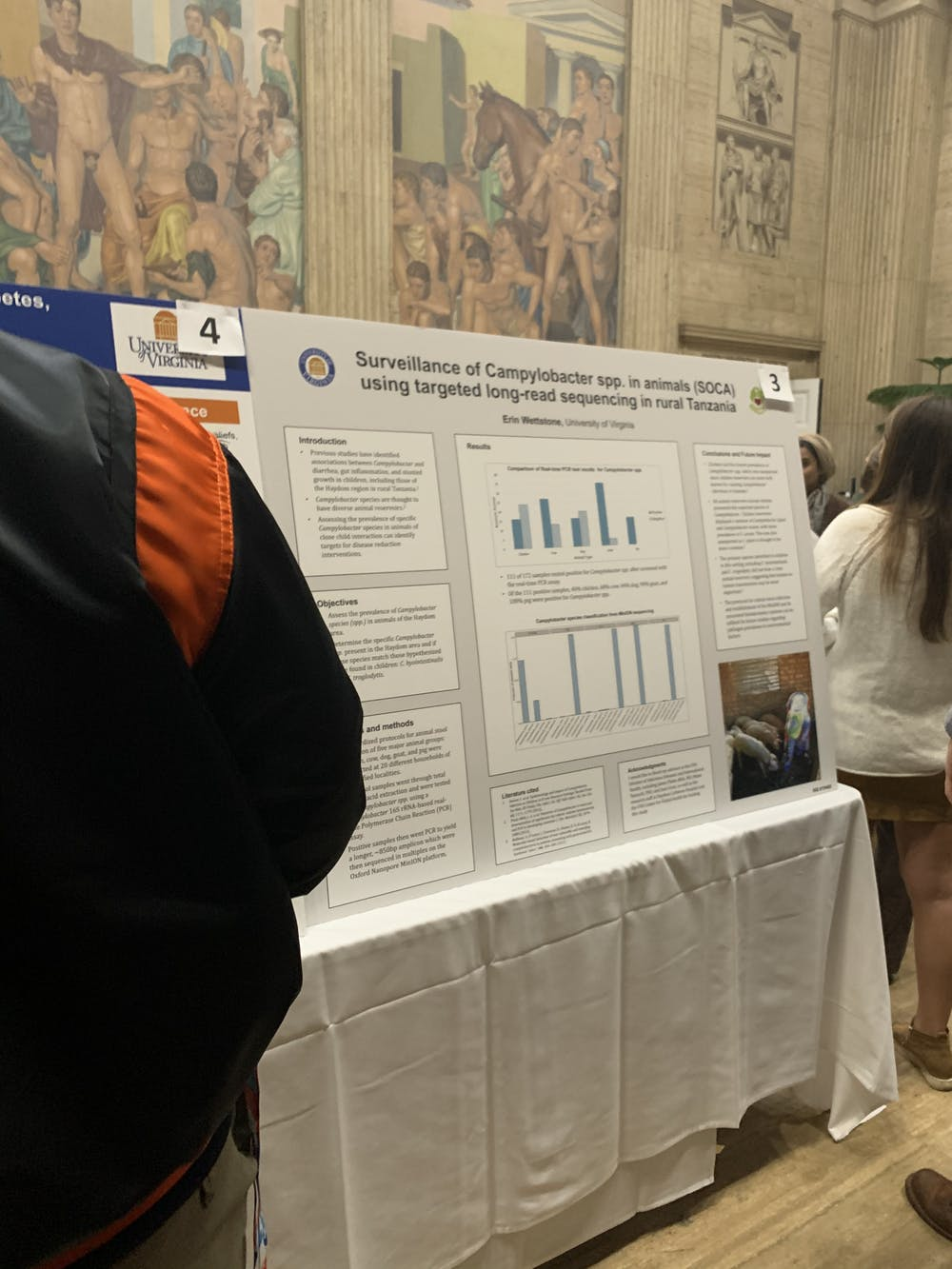 <p>Reynolds presented his research on the prevention of late-life depression and anxiety in low- and middle-income countries.</p>