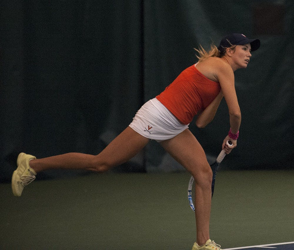 <p>Senior Danielle Collins holds the top seed in the invitational's women's singles draw. She has already won two national titles this fall, at the Oracle/ITA Masters Tournament and the Riviera ITA All-American Championships.&nbsp;</p>