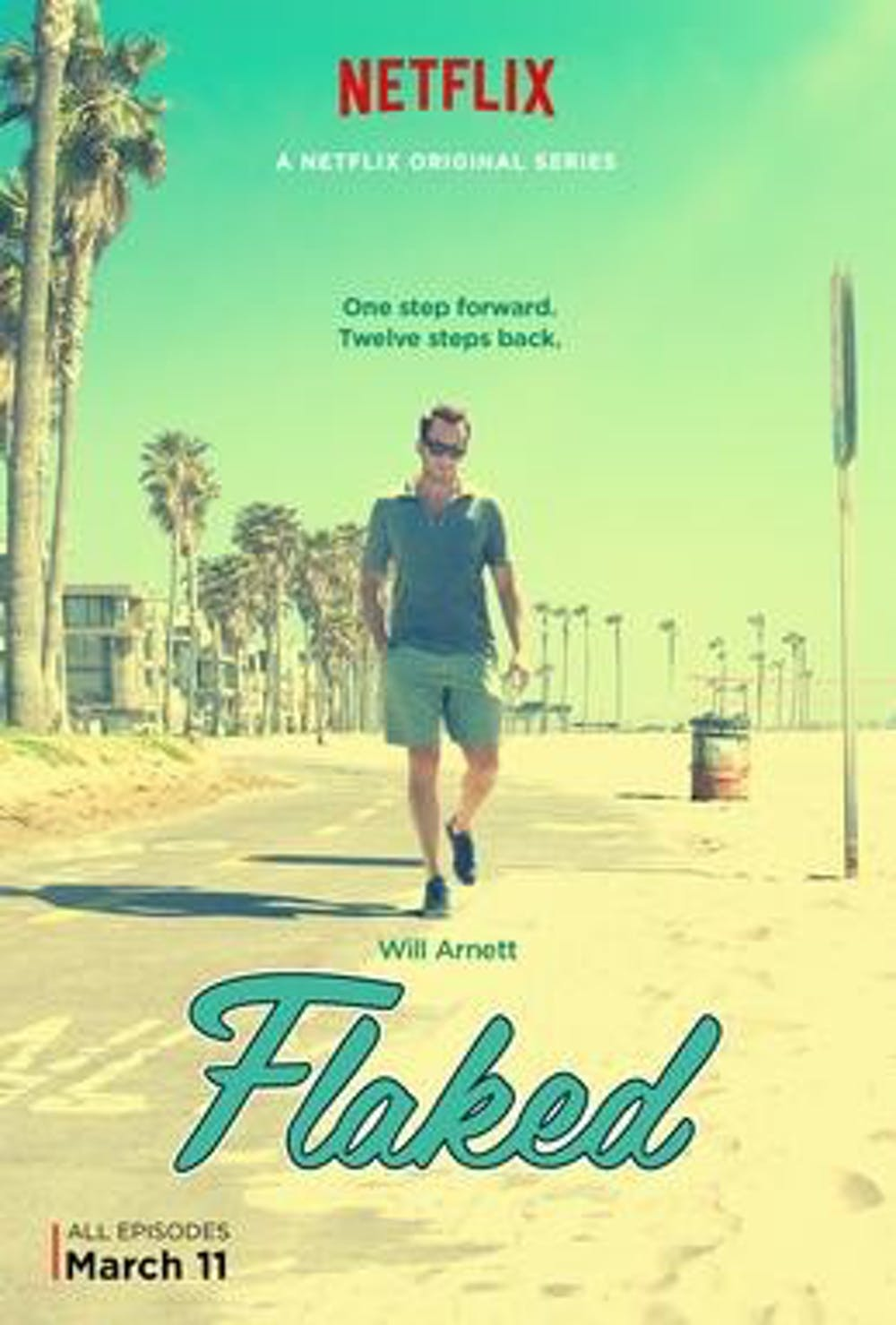 """<p>Will Arnett can't rescue Netflix's """"Flaked.""""</p>"""
