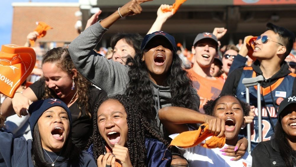 In addition to scholarships, the Annual Fund supports a portion of the operational budgets of Virginia's Olympic sports — including recruiting, travel and equipment costs — as well as a portion of the academic affairs budget.