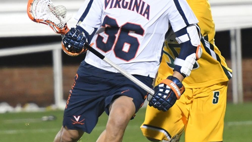 Zed Williams was Virginia's highest selection of the 2017 MLL draft.