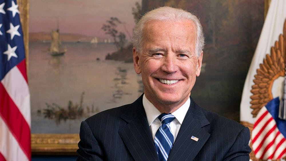 Joe Biden is a figure of the past and he does not hold the vision nor the values that today's party is looking for in a presidential candidate.