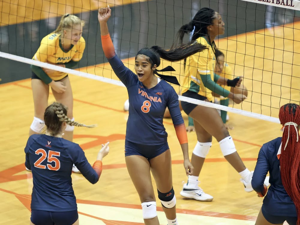 Graduate middle blocker Alana Walker is already making her impact known on the team.