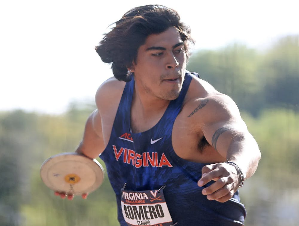 <p>Freshman Claudio Romero was recently named the United States Track &amp; Field and Cross Country Coaches Association Men's Field Athlete of the Year for its Southeast Region.</p>