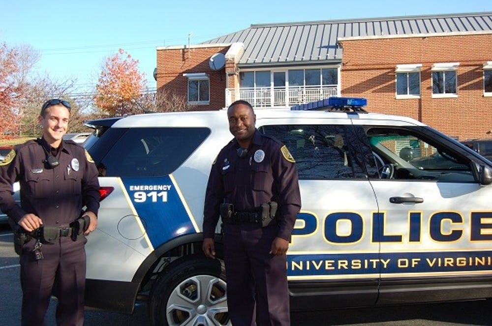 <p>The UPD patrols the areas owned and operated by the University while the CPD covers the entire city of Charlottesville.</p>