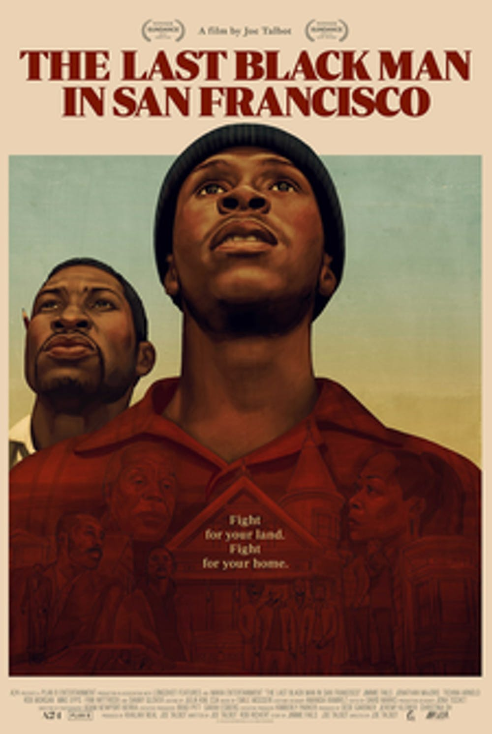 """<p>""""The Last Black Man in San Francisco,"""" the directorial debut of Joe Talbot, was presented at Newcomb Theater by OFFScreen last Thursday.&nbsp;</p>"""