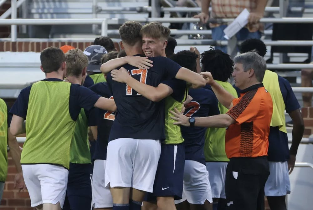 <p>Currently, 20 players on Virginia's 30-man roster are underclassmen.</p>