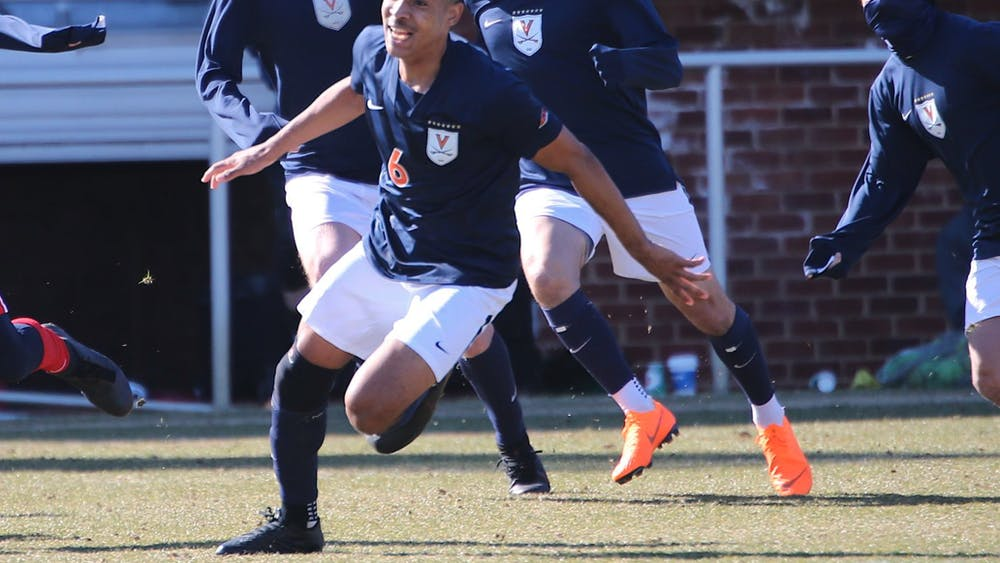 Sophomore midfielder Jeremy Verley would score his first collegiate goal in this game, which ultimately won the Cavaliers the game.