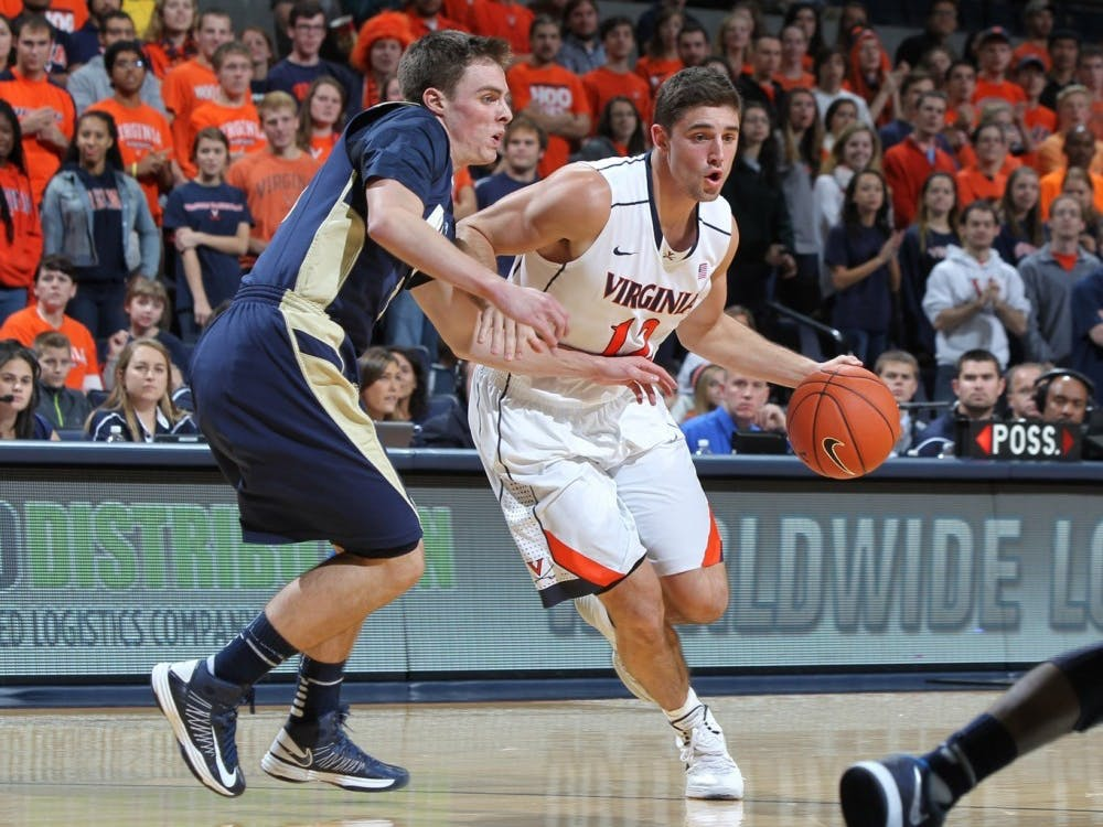 Former Virginia guard Joe Harris's shooting will be his greatest asset in China.