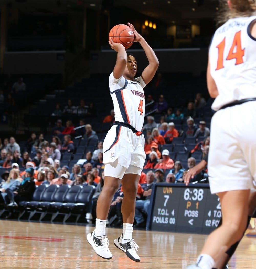 <p>Senior guard Dominique Toussaint was outstanding against UCLA, tallying 16 points on 75 percent shooting.&nbsp;</p>