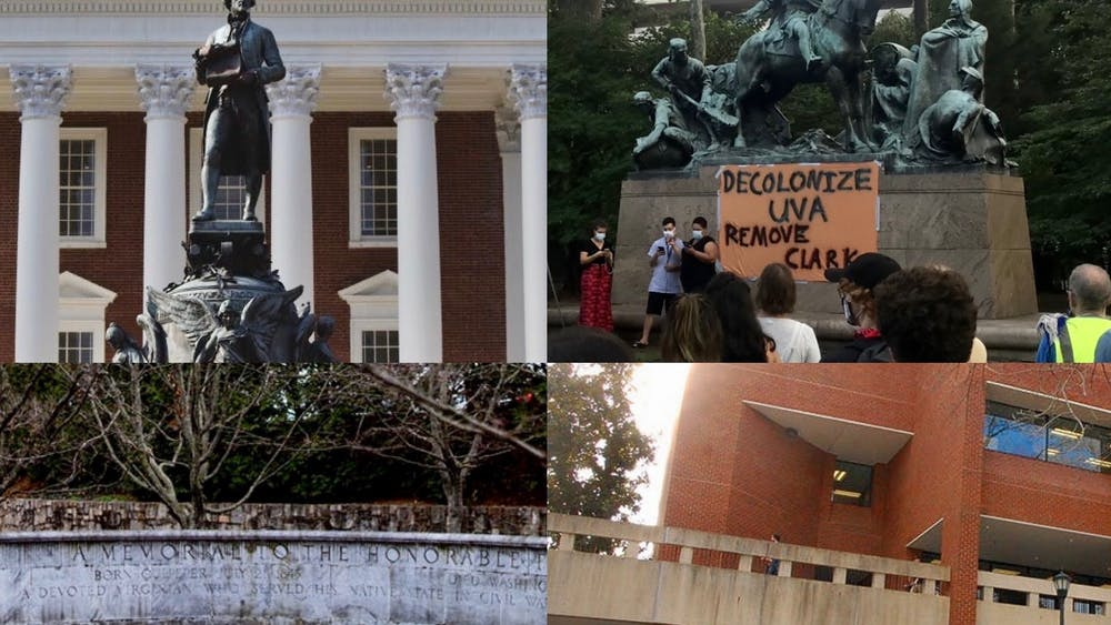 The removal of statues and the renaming of buildings are not detailed policy shifts that will effectively end the history of racism at the University.