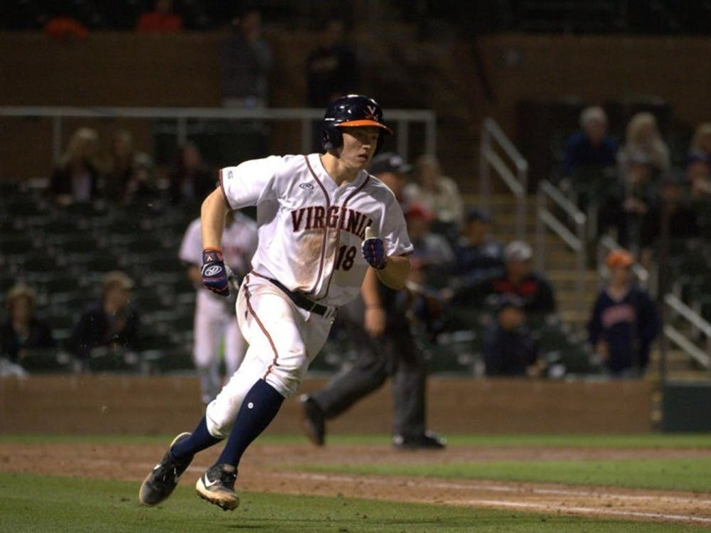 Freshman third baseman Zack Gelof went 3-for-4 with two runs scored Tuesday night.