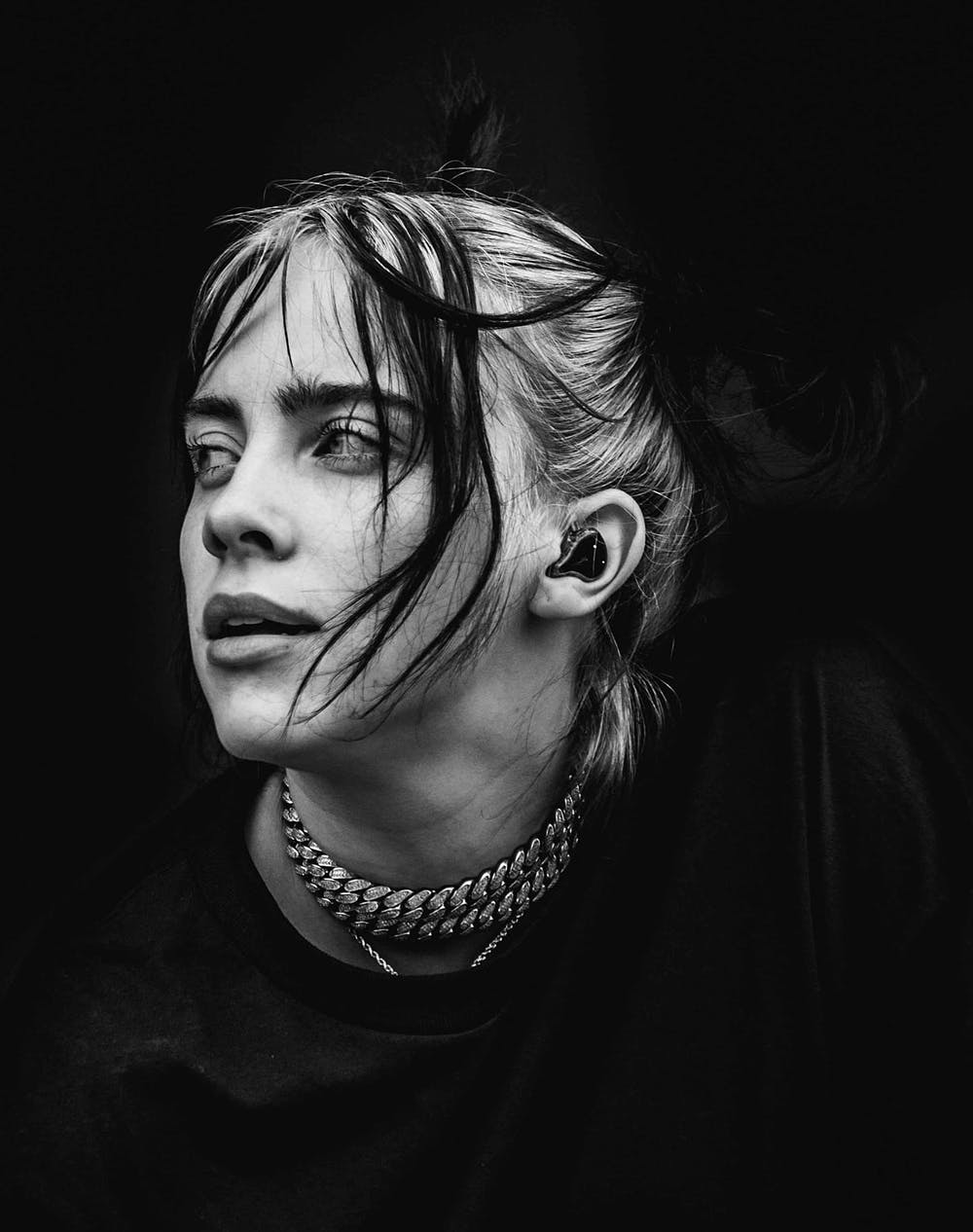 <p>Singer-songwriter Billie Eilish was only 13 years old when she first heard her music played on the radio.</p>