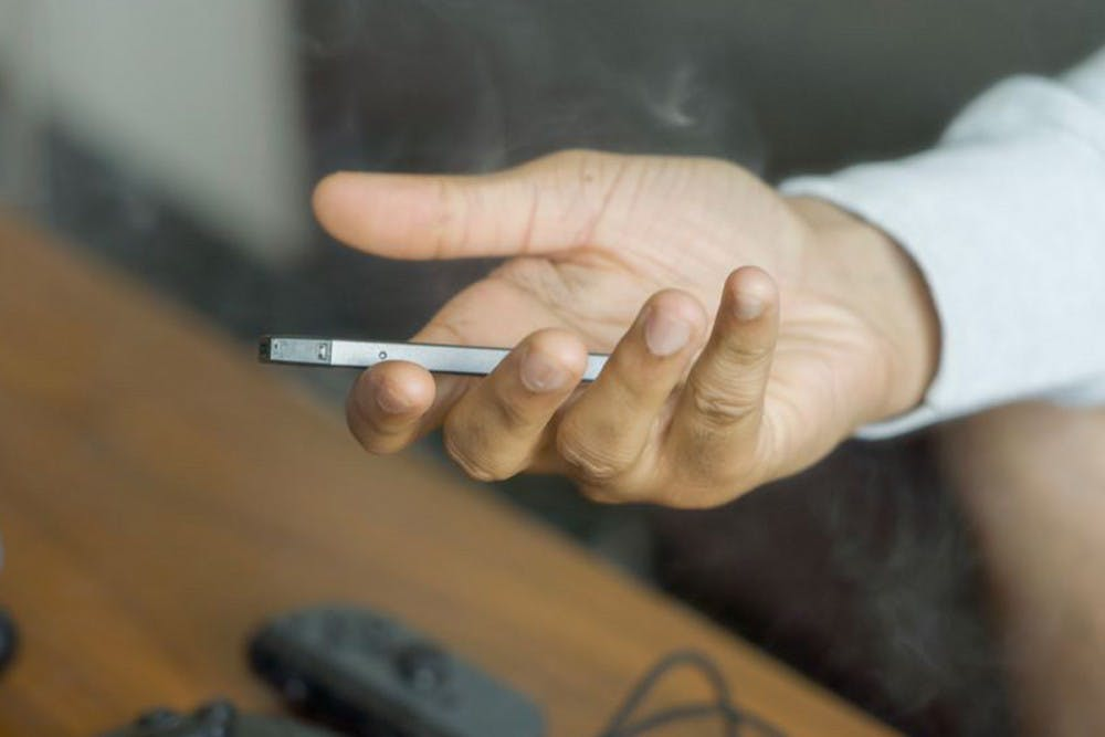 <p>From the available evidence it's clear the hysteria over e-cigarettes is almost entirely unfounded.</p>