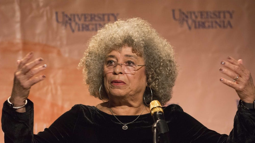 Davis based the majority of her talk on the activist power of women in America and the crucial role of women in various historical and ongoing civil rights struggles.