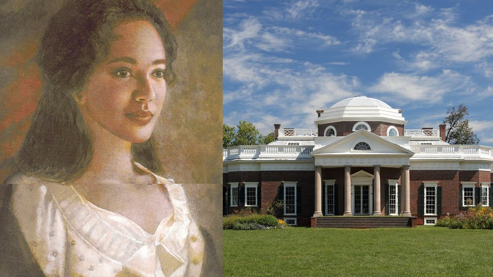 Monticello is undergoing restorations, which include an effort tobetter contextualize the life of Sally Hemings.