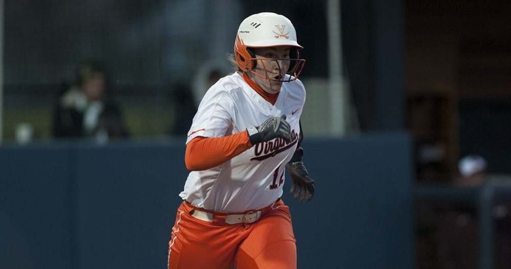 <p>Senior Katie Park picked up two hits and an RBI in Friday's 13-1 loss.&nbsp;</p>