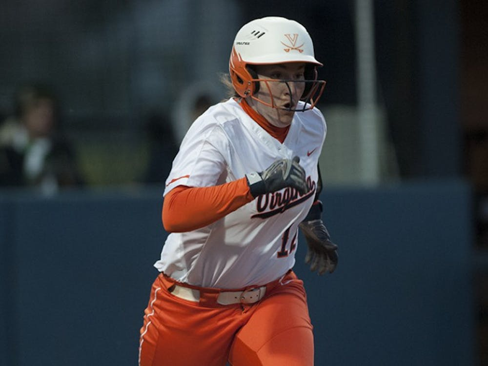 Senior Katie Park picked up two hits and an RBI in Friday's 13-1 loss.