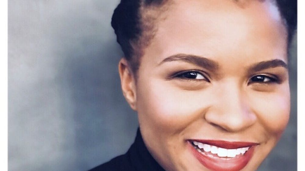 """Third-year College student Kristen Barrett is the first black director of student theater group Shakespeare on the Lawn, and her interpretation of """"Romeo and Juliet"""" seeks to promote racial diversity."""