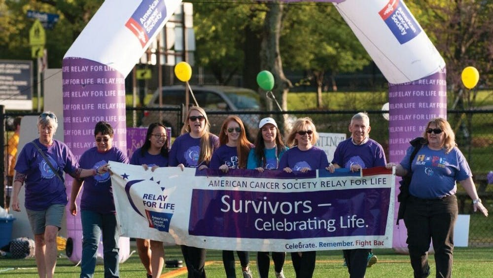 Relay for Life's fundraising goal this year is $200,000, which is in honor of the University's Bicentennial.