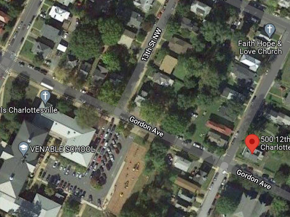 The 500 block of 12th Street NW is located at the intersection of 12th Street NW and Gordon Ave, near Faith Hope & Love Church and Venable Elementary School.