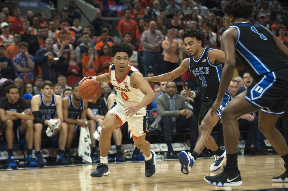 <p>With the departures of Diakite and Key, Clark will be one of the most experienced Cavaliers on the team next season.</p>