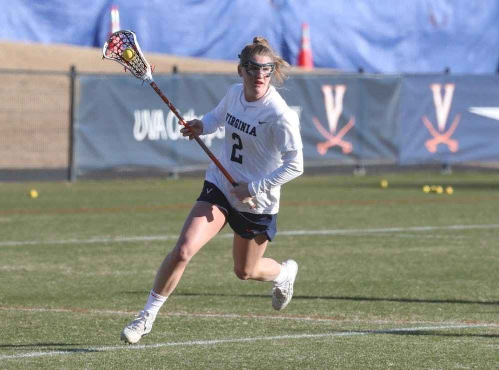 <p>Sammy Mueller will be expected to be a leader for Virginia women's lacrosse in 2020.</p>