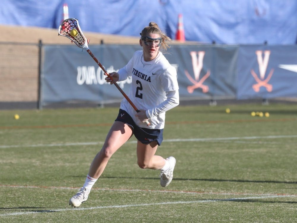 Sammy Mueller will be expected to be a leader for Virginia women's lacrosse in 2020.