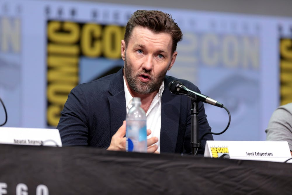 <p>Joel Edgerton, who plays Falstaff, joins a strong supporting cast including Lily-Rose Depp and Robert Pattinson in the uneven period drama.&nbsp;</p>