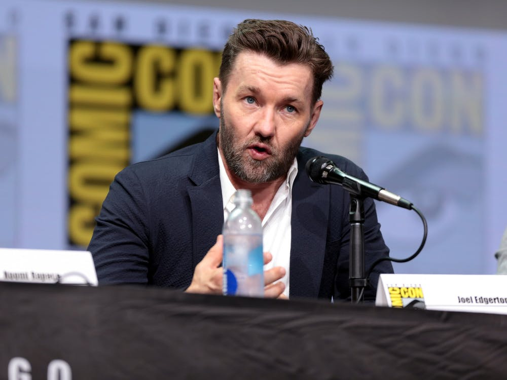 Joel Edgerton, who plays Falstaff, joins a strong supporting cast including Lily-Rose Depp and Robert Pattinson in the uneven period drama.