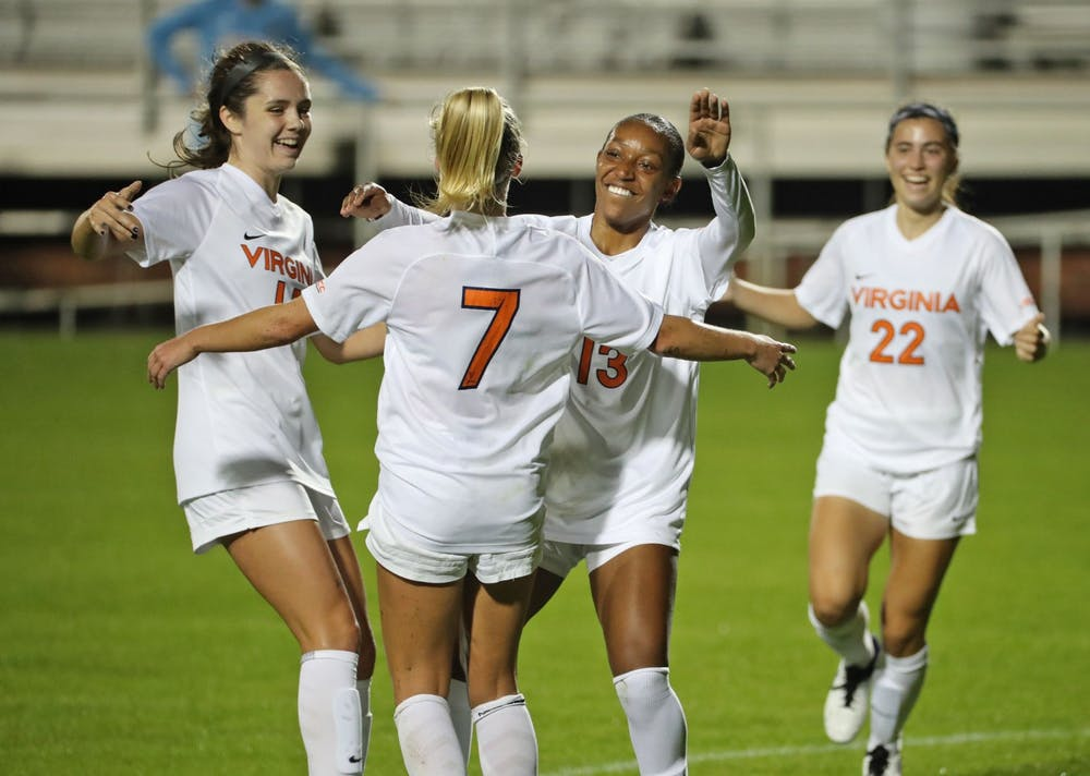 <p>After advancing to the quarterfinals, the Cavaliers will take on Texas Christian next.</p>
