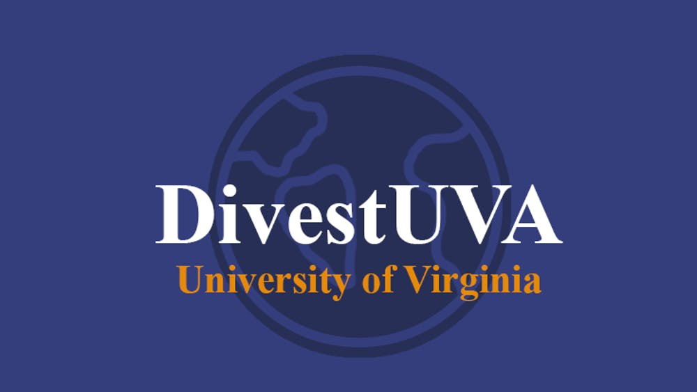 """DivestUVA asks for these funds to be reinvested into """"assets that honor the future of faculty, staff and students"""" at the University."""