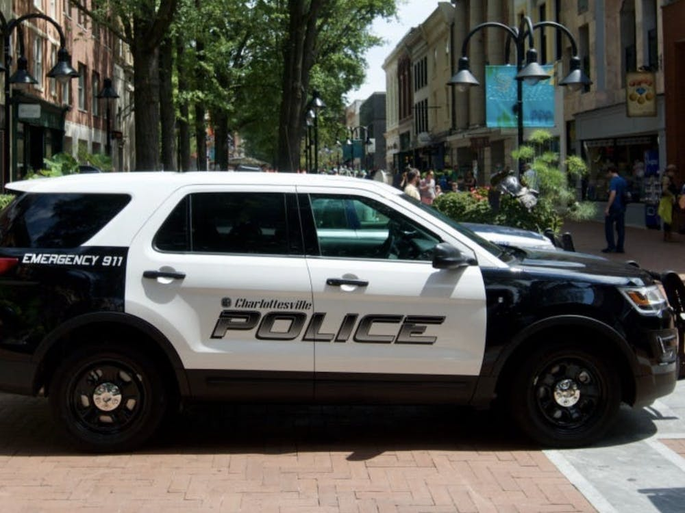 The incident is currently under investigation by the Charlottesville Police Department.