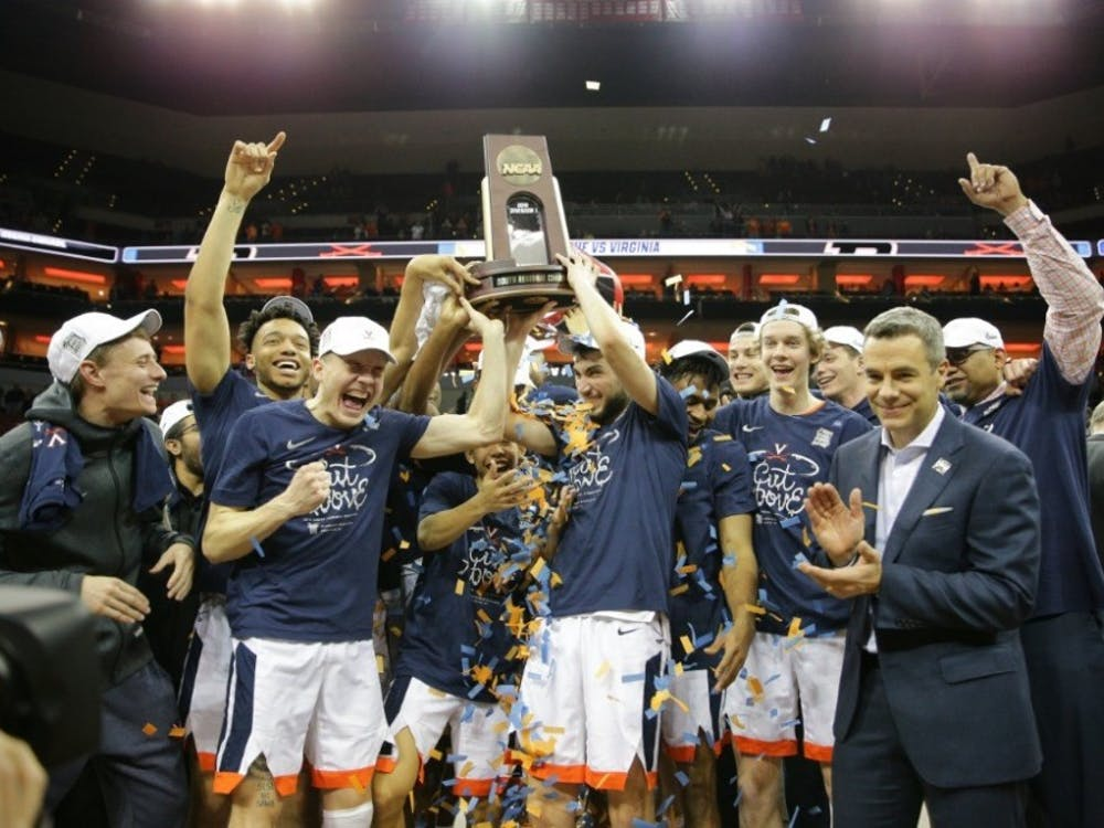 One year after falling to No. 16 seed UMBC, No. 1 seed Virginia has advanced to the Final Four.