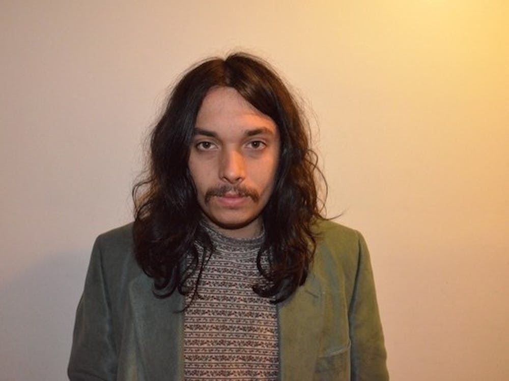 "Michael Collins, aka Drugdealer, released his sophomore album ""Raw Honey"" April 19."