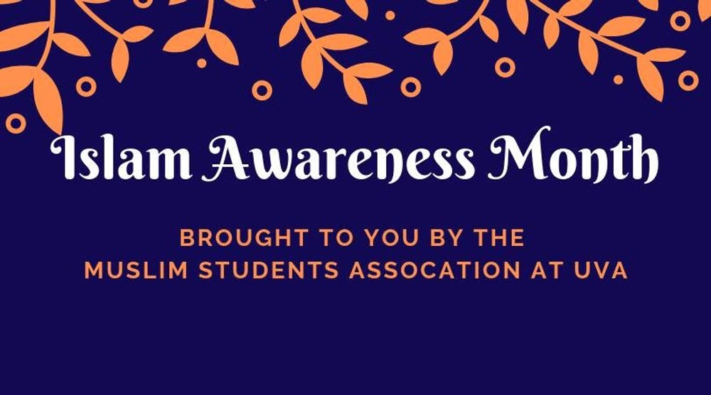 <p>The Muslim Students Association is hosting their annual Islam Awareness Month to share the faith and traditions of Islam with the University community.</p>