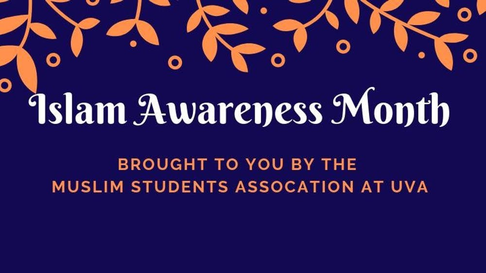 The Muslim Students Association is hosting their annual Islam Awareness Month to share the faith and traditions of Islam with the University community.