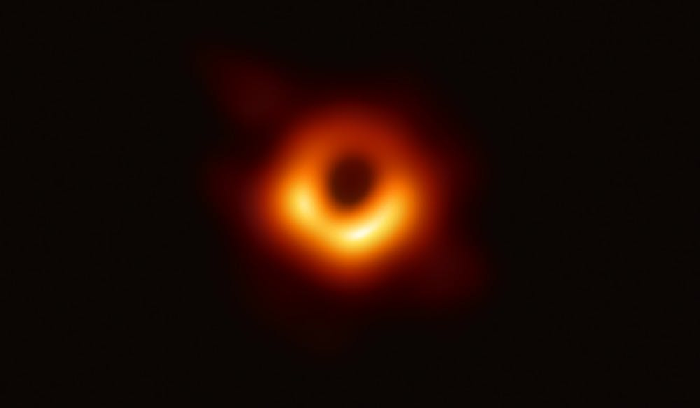 <p>Katie Bouman — a Massachusetts Institute of Technology graduate student — captured the first image of a black hole Wednesday, April 10.</p>