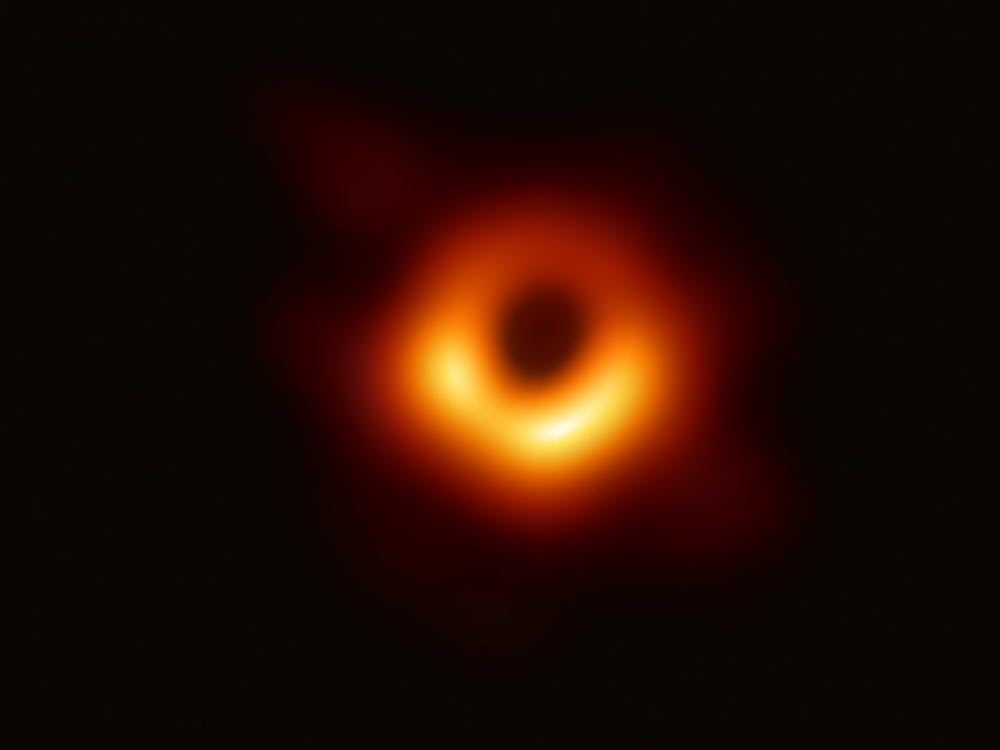 Katie Bouman — a Massachusetts Institute of Technology graduate student — captured the first image of a black hole Wednesday, April 10.