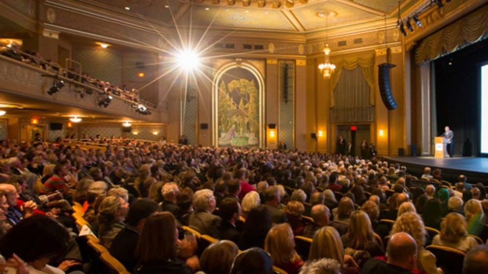 Approximately 32,000 tickets were sold for the films at the 2015 Virginia Film Festival.