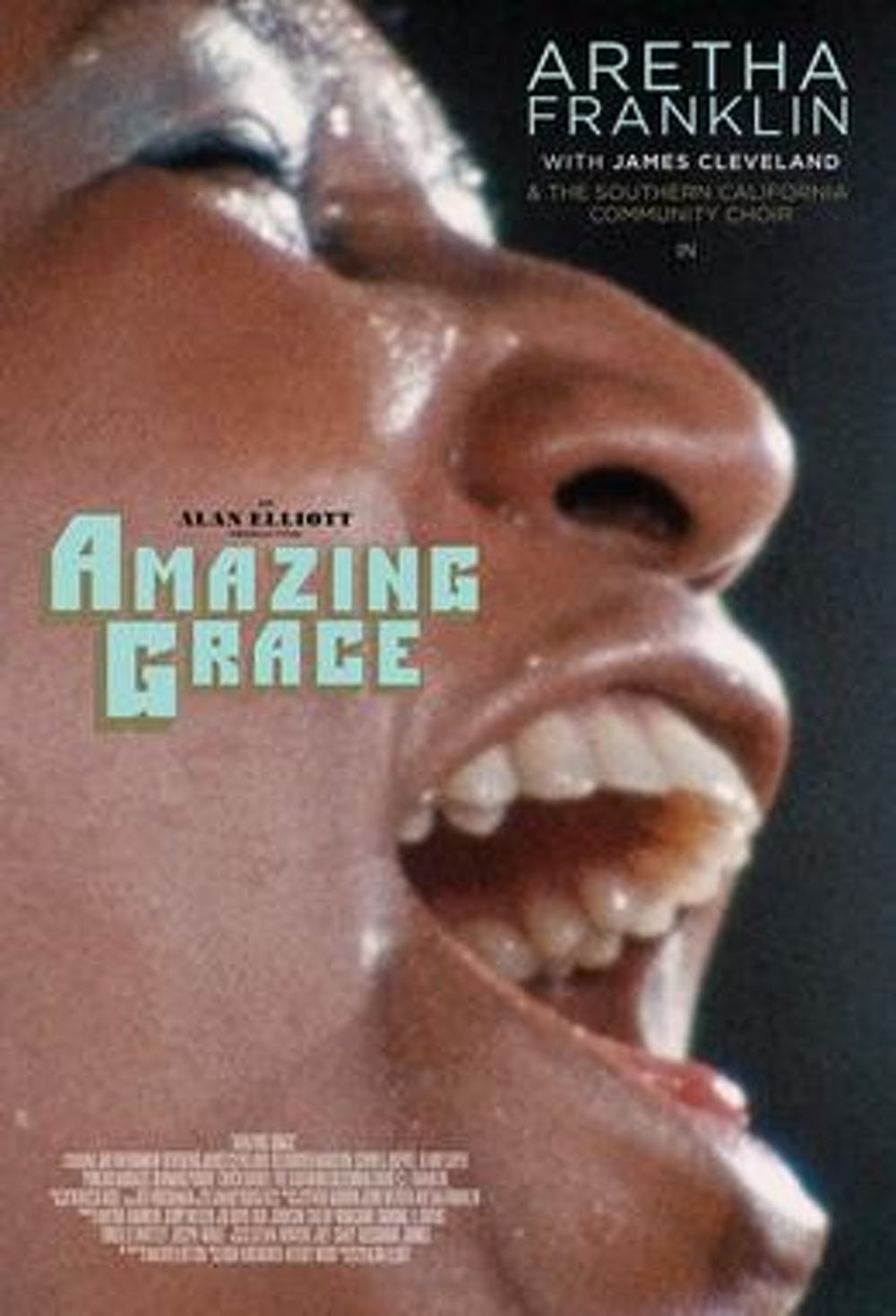 """<p>Before a commitment from the Franklin estate, """"Amazing Grace"""" endured technical and legal problems delaying release.&nbsp;</p>"""