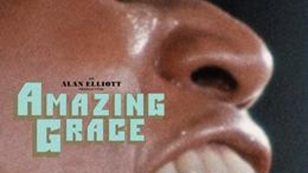 "Before a commitment from the Franklin estate, ""Amazing Grace"" endured technical and legal problems delaying release."