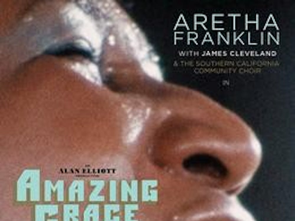 """Before a commitment from the Franklin estate, """"Amazing Grace"""" endured technical and legal problems delaying release."""