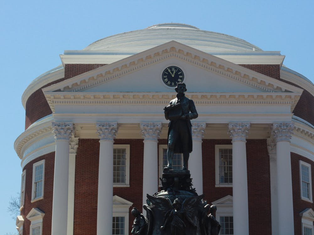 We must neither worship nor tear down the statue of Thomas Jefferson residing in front of the Rotunda.