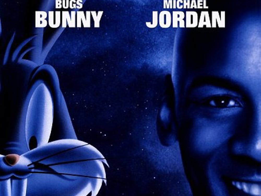 """Of all the classic basketball movies, """"Space Jam"""" may be the most indispensable and enjoyable."""