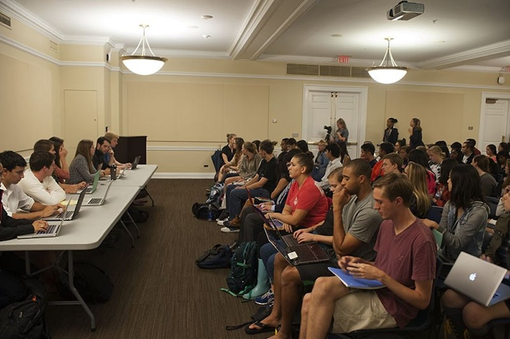 <p>Student Council held a special session on Wednesday evening to resolve the bylaws causing the closure.</p>